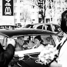 Wedding photographer Magdalena Korzeń (korze). Photo of 30.04.2018