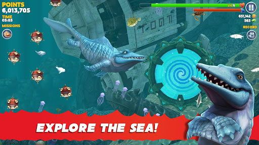 Hungry Shark Evolution 7.5.6 screenshots 2