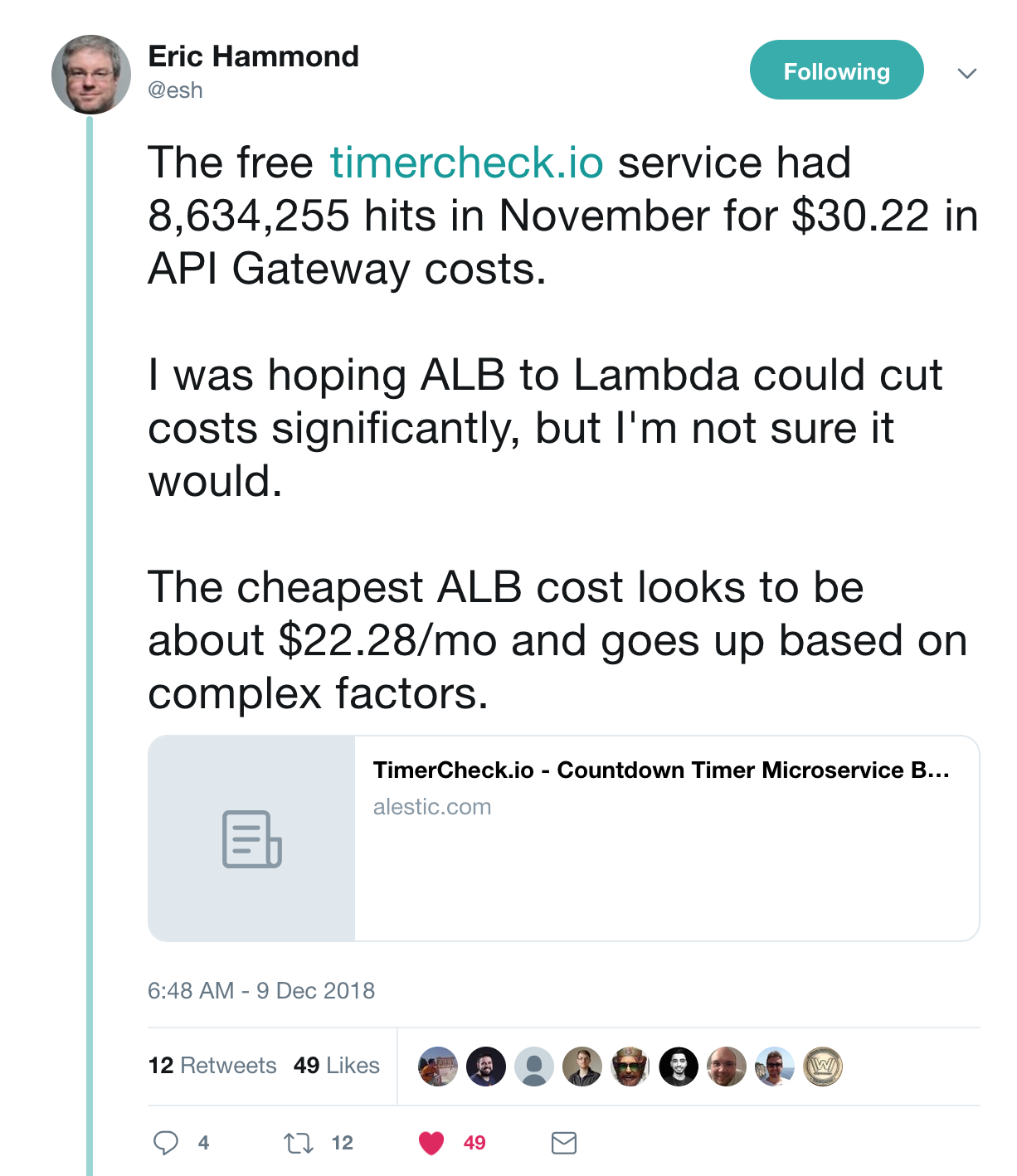 My Thoughts on the Serverless Announcements at re:Invent 2018