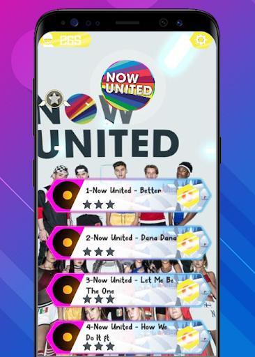 Now United dancing hop 2020 4.1 screenshots 1