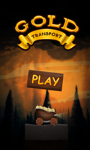 Gold Transport Rush- Fun Game
