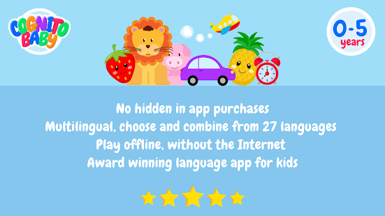 Bilingual & Multilingual toddler