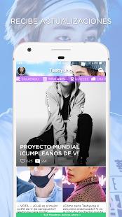 Taehyung Amino para BTS V - náhled