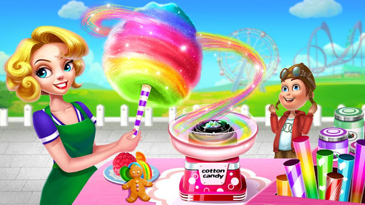 ud83dudc9cCotton Candy Shop - Cooking Gameud83cudf6c 5.2.5009 screenshots 5