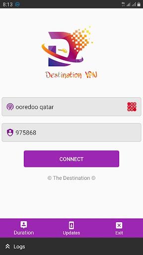 The Destination VPN 10.7 screenshots 6