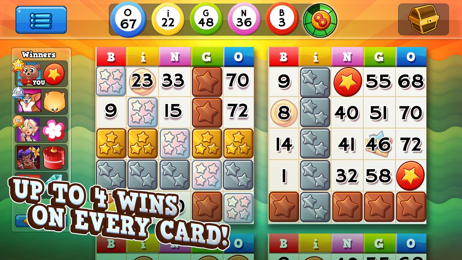 Play Pop Bingo Arcade Games at Casino.com