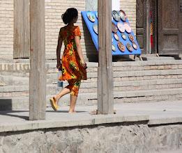 Photo: Day 164 -  Typical Uzbekistan Dress