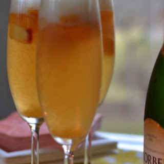 Peach Bellini With Vodka Recipes