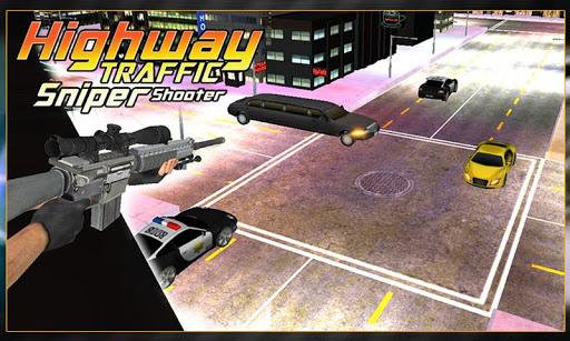 Sniper Assassin Highway Police