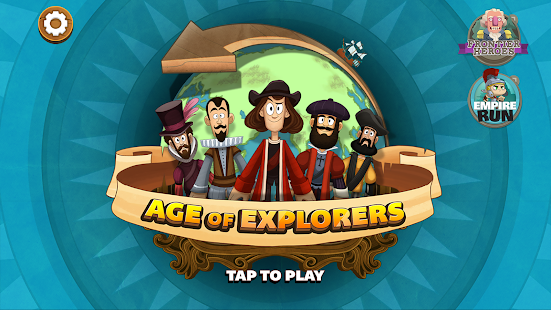 Age of Explorers- screenshot thumbnail