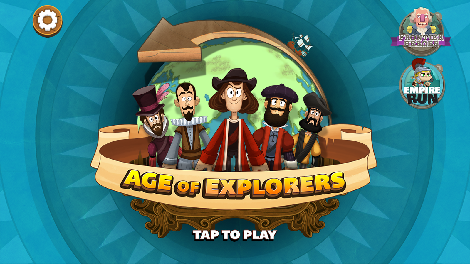 Age of Explorers- screenshot