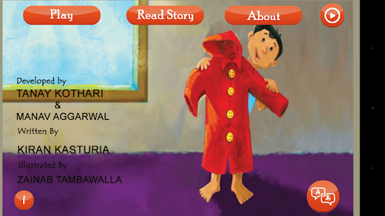 The Red Raincoat- screenshot thumbnail