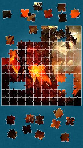 Dragon Jigsaw Puzzle Game screenshot 14