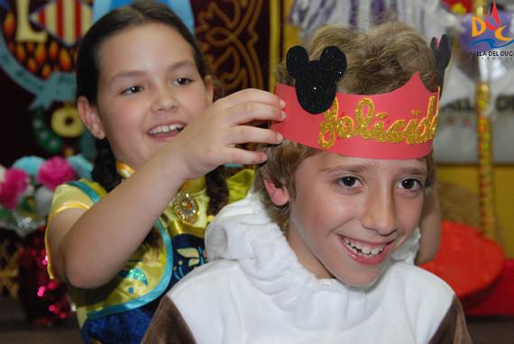 Gran fiesta Disney en el casal del Duc.