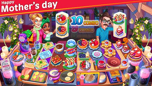 Cooking Party: Restaurant Craze Chef Cooking Games  screenshots 12