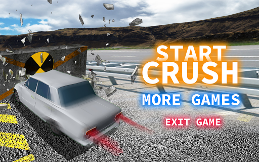Crash Test VAZ 2106