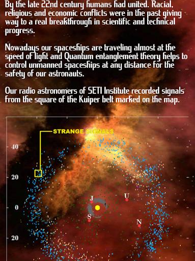 Kuiper belt Space Shooter screenshots 1
