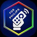 TV Remote For Philips icon