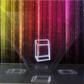 Hologram 3D icon