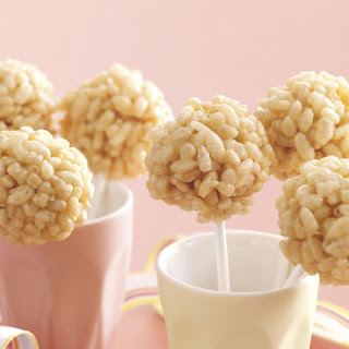 Honey Cereal Pops