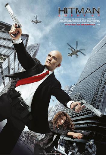 Polski plakat filmu 'Hitman: Agent 47'