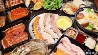 阿豬媽아줌마韓式烤肉x火鍋吃到飽 西門店