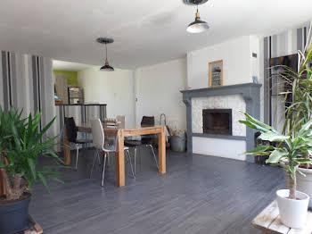 Maison 5 pièces 124,89 m2