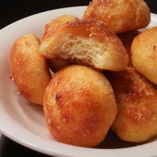 Low Carb Garlic Dough Balls.