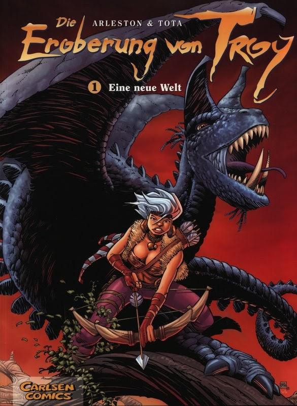 Die Eroberung von Troy (2006) - komplett