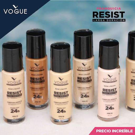 Base Líquida Vogue Resist Caramelo 30ml