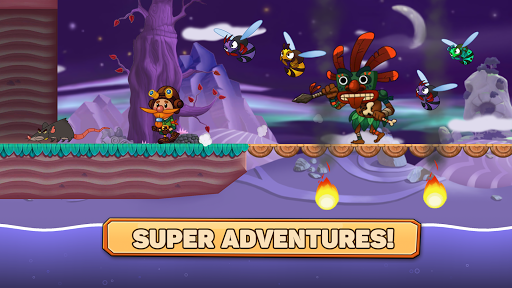 Jake's Adventure: Salvation sweetheart apkmr screenshots 4