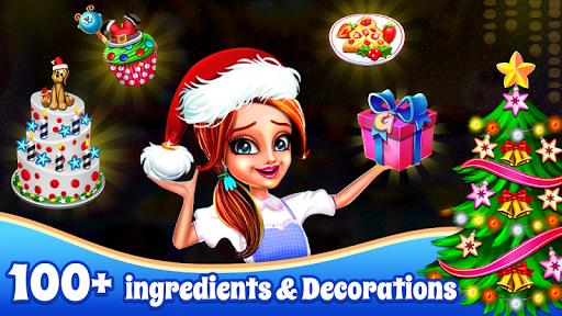 Christmas Cooking: Chef Madness Fever Games Craze apkslow screenshots 16