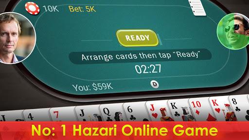 Hazari (u09b9u09beu099cu09beu09b0u09c0) - 1000 Points Card Game 3.2 6