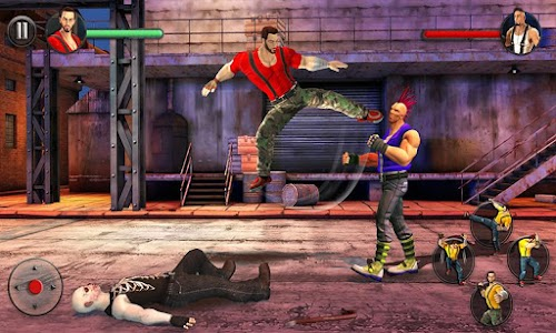 Street Legend - Fighting Injustice 1.3