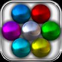 Magnet Balls: Match-Three Physics Puzzle icon