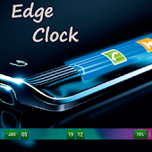 Edge Clock for Note & S6 Edge