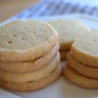 Day 350 – French Butter Cookies.