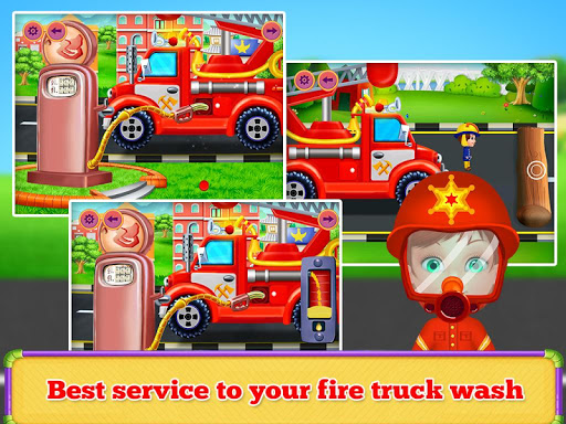 Firefighters Fire Rescue Kids  screenshots 6