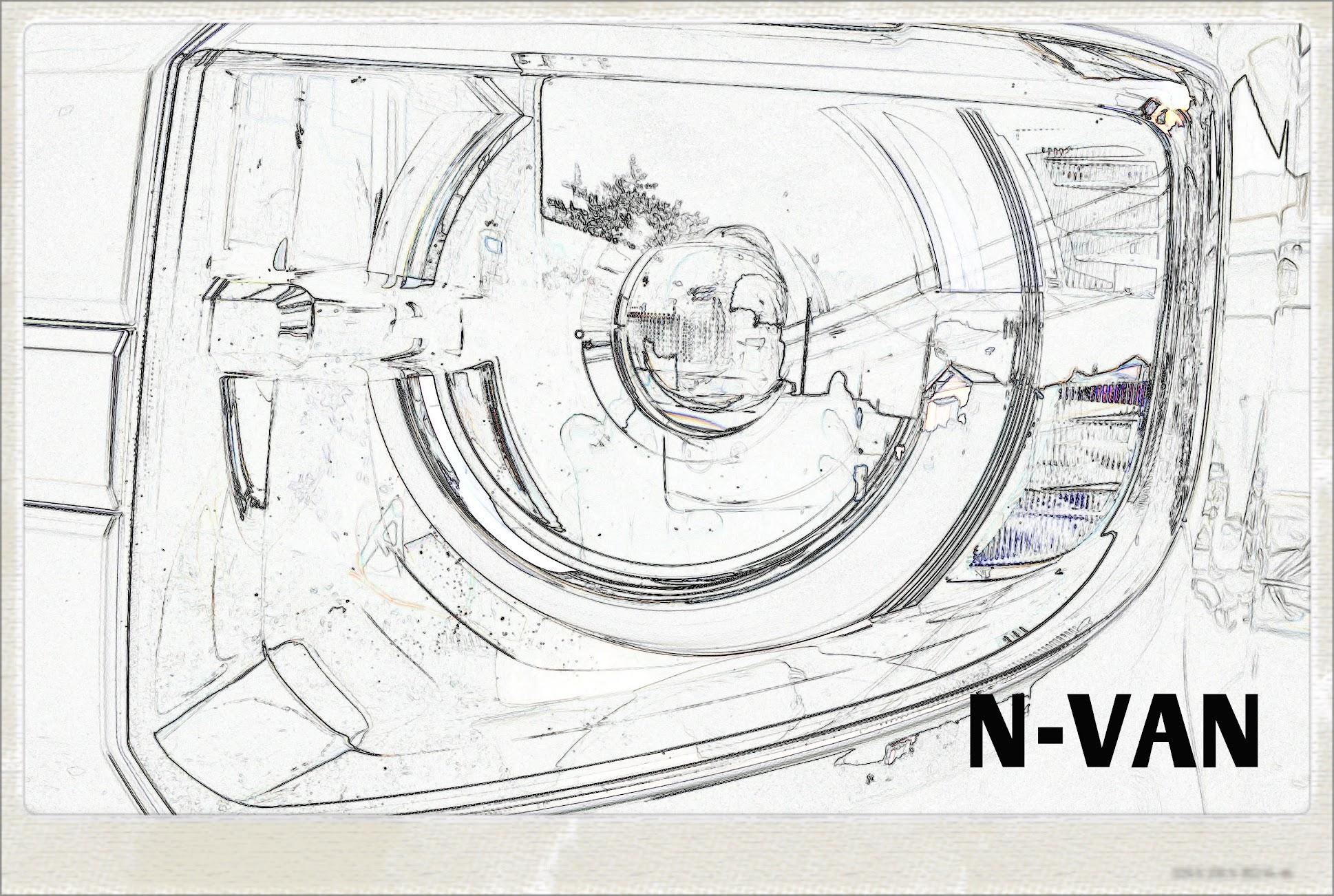 N-VAN辛口インプレッション