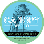 Canopy Love Walks Small Beer