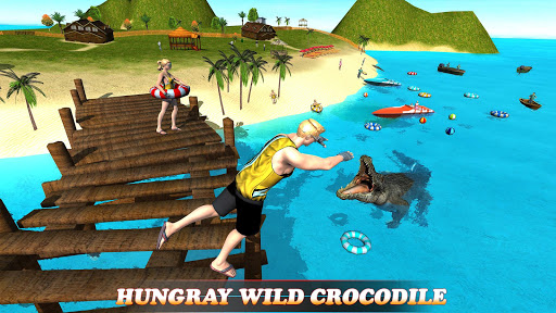 Real Hungary Wild Crocodile Attack 2017 image | 7