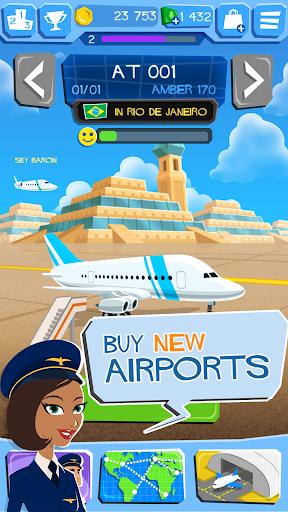 玩免費模擬APP|下載Airline Tycoon - Free Flight app不用錢|硬是要APP