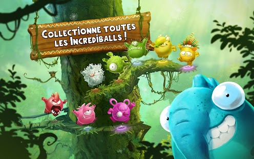 Rayman Adventures Capture d'écran