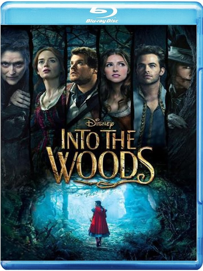 into the wood bluray