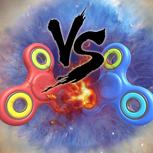 Fidget Spinner Sumo - 3D Online Fight!!!