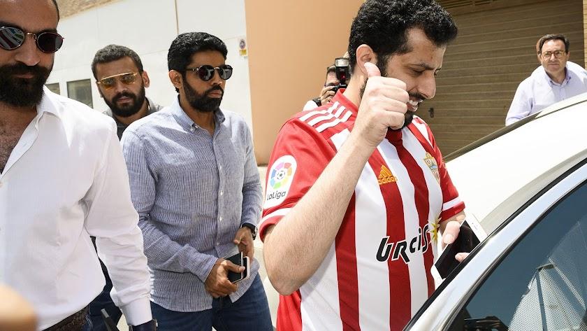 Turki Al-Sheikh dio el pistoletazo de salida a un gran proyecto.