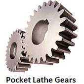 Pocket Lathe Gears
