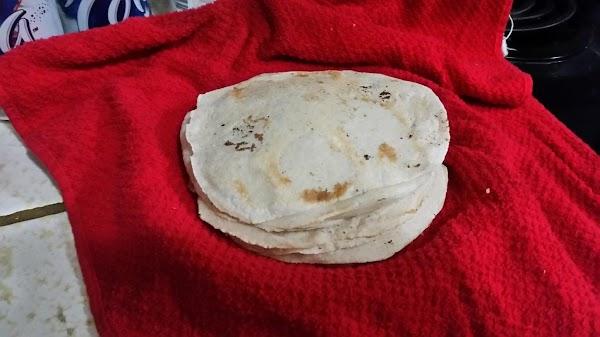 Easy Homemade Corn Tortillas Recipe