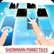 Snow Piano Tiles Showman 2019