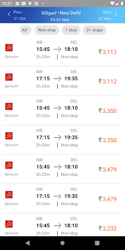 VayuSewa - Cheapest flight tickets. screenshot 4